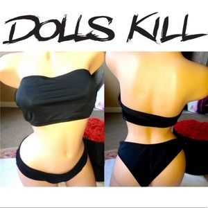 Dolls kill bikini🖤